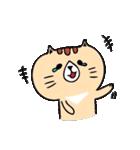 フサフサマユゲのネコさん(個別スタンプ:30)