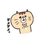 フサフサマユゲのネコさん(個別スタンプ:31)