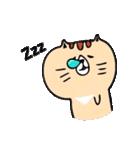 フサフサマユゲのネコさん(個別スタンプ:34)