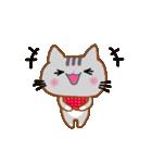びぶにゃんこ(個別スタンプ:03)