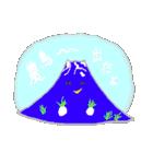 前髪くるりん 吉田乃富士子ちゃん(個別スタンプ:09)