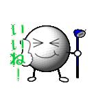 ゴルフに夢中(個別スタンプ:11)
