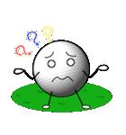 ゴルフに夢中(個別スタンプ:20)