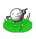 ゴルフに夢中(個別スタンプ:30)