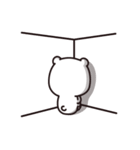 ぐっとくるシロクマ(個別スタンプ:29)