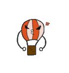 カチガラス&バルーン(佐賀方言なし)(個別スタンプ:38)