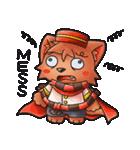 お祭りちゃんの奇想世界3(個別スタンプ:40)