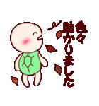 ♡幸せな♡かめちゃんの日常(個別スタンプ:10)