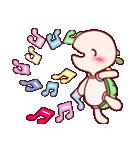 ♡幸せな♡かめちゃんの日常(個別スタンプ:13)