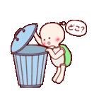 ♡幸せな♡かめちゃんの日常(個別スタンプ:34)