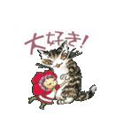 TVアニメ「猫のダヤン」(個別スタンプ:3)