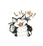 TVアニメ「猫のダヤン」(個別スタンプ:5)