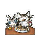 TVアニメ「猫のダヤン」(個別スタンプ:20)