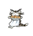 TVアニメ「猫のダヤン」(個別スタンプ:21)