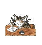 TVアニメ「猫のダヤン」(個別スタンプ:40)