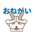 うちのこ~夫婦の会話編~(個別スタンプ:11)