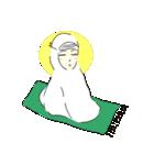 Lovely Aesha (Pastel Hijab)(個別スタンプ:21)