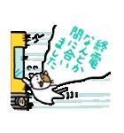 ホイきた☆芝居ネコ!(個別スタンプ:32)