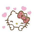 ハローキティ ガーリー♪アニメスタンプ(個別スタンプ:01)