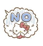 ハローキティ ガーリー♪アニメスタンプ(個別スタンプ:07)