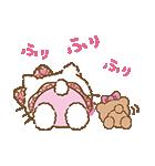 ハローキティ ガーリー♪アニメスタンプ(個別スタンプ:08)