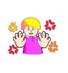 Pinky Ok(個別スタンプ:23)