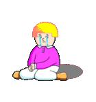 Pinky Ok(個別スタンプ:26)