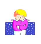 Pinky Ok(個別スタンプ:32)