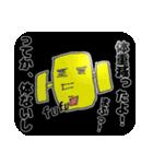 ダイエッターロボット(個別スタンプ:04)