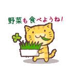 猫と四つ葉のクローバー 2(個別スタンプ:32)
