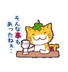 猫と四つ葉のクローバー 2(個別スタンプ:38)
