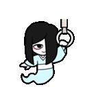 おくらちゃん(個別スタンプ:01)