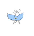半鳥人2(個別スタンプ:36)