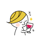 酒飲みさんスタンプ(個別スタンプ:19)