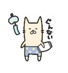 海パンにゃん ~夏~(個別スタンプ:08)