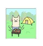海パンにゃん ~夏~(個別スタンプ:10)