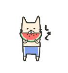 海パンにゃん ~夏~(個別スタンプ:14)