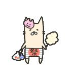 海パンにゃん ~夏~(個別スタンプ:18)