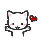 福猫ちゃん☆シンプル2段階(個別スタンプ:01)