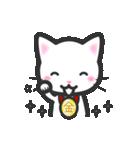 福猫ちゃん☆シンプル2段階(個別スタンプ:06)