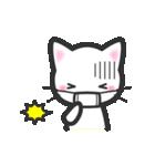 福猫ちゃん☆シンプル2段階(個別スタンプ:19)