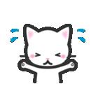 福猫ちゃん☆シンプル2段階(個別スタンプ:28)