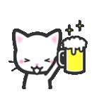 福猫ちゃん☆シンプル2段階(個別スタンプ:34)