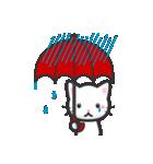 福猫ちゃん☆シンプル2段階(個別スタンプ:35)