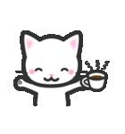 福猫ちゃん☆シンプル2段階(個別スタンプ:37)