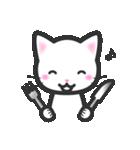 福猫ちゃん☆シンプル2段階(個別スタンプ:38)