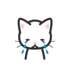 福猫ちゃん☆シンプル2段階(個別スタンプ:39)