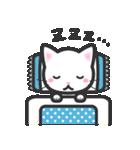 福猫ちゃん☆シンプル2段階(個別スタンプ:40)