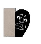 『いでじゅう!』漢気のチョメジ(個別スタンプ:38)