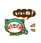 ふろしきネコ2(個別スタンプ:04)